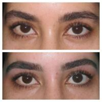 $5*Jash Eyebrows Threading and Henna Tattoo*Clayton Park,Halifax