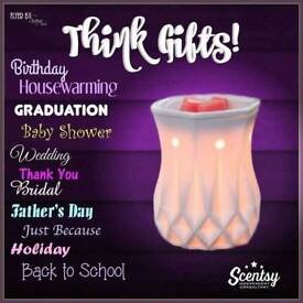 Scentsy whitburn west lothian waxes .. diffusers .. warmers .. buddy's etc