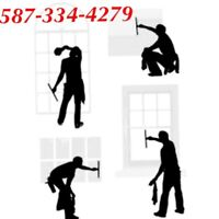 Professional window cleaning!