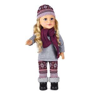 NEW: Newberry ''Emma'' Blonde Hair/Blue Eyed Doll - $28 (NO TAX)