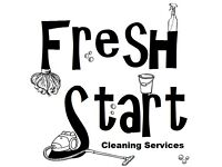 Fresh Start Cleaning Services - Looking to expand customer base
