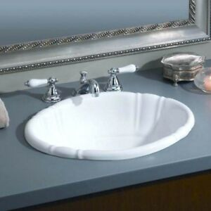 New basin sink