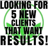 WHO WANT'S RESULTS?