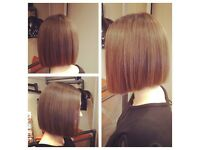 Free One Length Bob Haircut