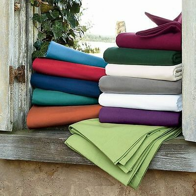 Comfort 3 PC Duvet Set 1000tc Egyptian Cotton King Size Only Solid Pattern ()
