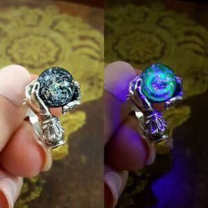 Omnia Oddities Galaxy Ring $200  *worth double!