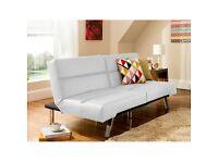 White ClickClack sofa bed