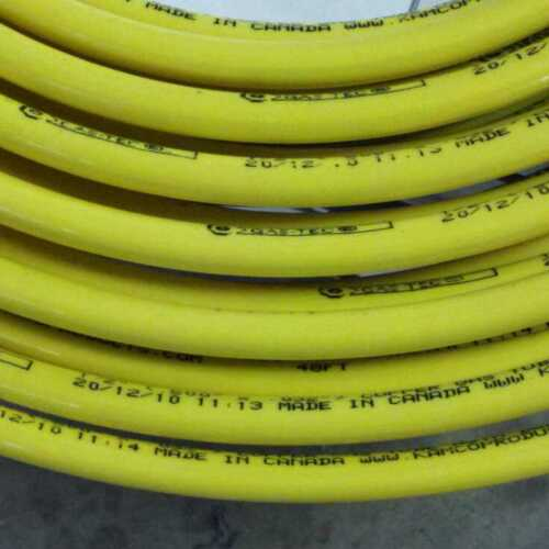 1/2 Gas-Tec Coated Copper Under Ground Propane Natural Gas Tubing 50 ft.