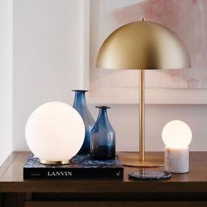 Beacon lighting Romy brass table lamp