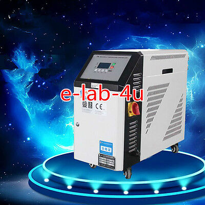 12kw Oil Type Mold Temperature Controller Machine Plasticchemical Industry E