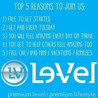 Thrive Brand Promoters and Customers Wanted