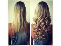 Mobile Hair Extension Fitting - Bristol Area