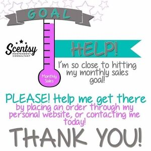 Looking to purchase Scentsy ? Order going in on Friday