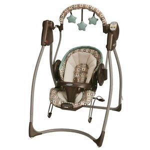 Graco 3 in 1 swing/ bounce/ vibrating chair