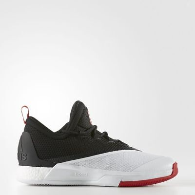 adidas Crazylight Boost 2.5 Low Mens Basketball Shoes