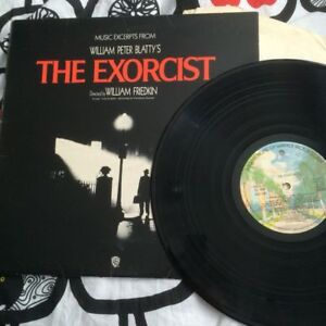The Exorcist Lp record