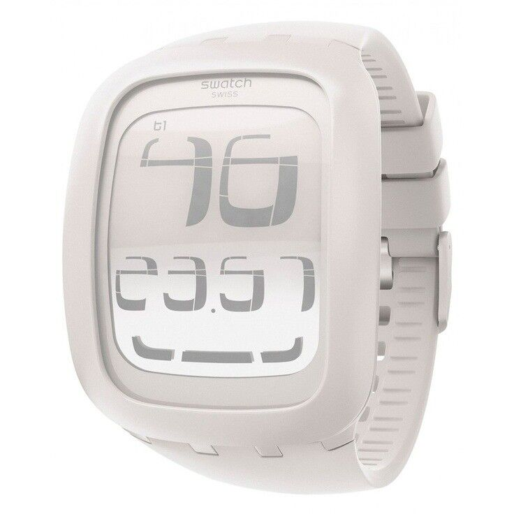 SWATCH Touch White - Very good condition