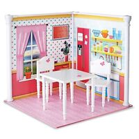 """NEW: Table and Chairs Set for Newberry, American Girl & 18"""" doll"""