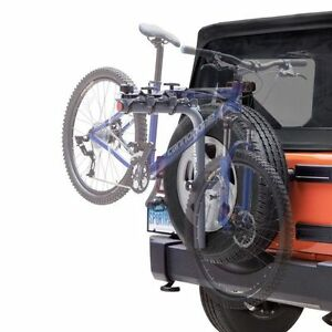 Bike rack for vehicle