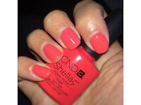 SHELLAC NAILS FOR JUST £10!!!!!