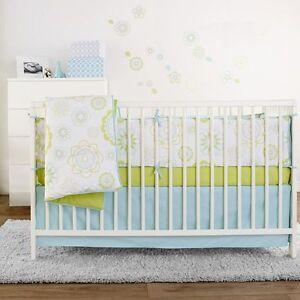 3-piece Crib Set Bedding