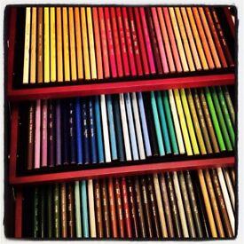 Primsa colour pencil collection