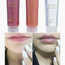 Contoring lip gloss