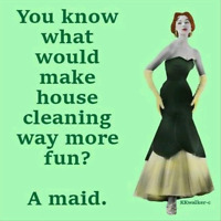 HOUSE CLEANING AND DECLUTTERING