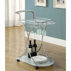 IMPORTED SERVING CARTS FROM $98