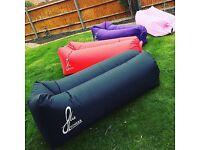 InfinityAir inflatable loungers