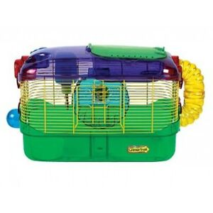 Critter Trail Hamster/Mouse/Gerbil Cage