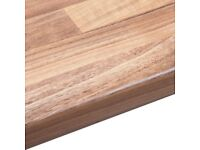 Short length of Oakmix kitchen worktop