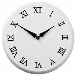 NEW IKEA PYNTA WHITE WALL CLOCK