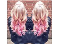 Discounted Rainbow Room colour treatment £32