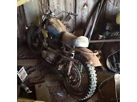 have you any old motorcycles laying in your shed/ garden , or getting in your way?