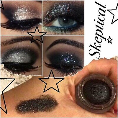 Makes For An Amazing Halloween Look: Younique Splurge Cream Eye Shadow SKEPTICAL