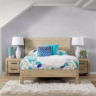NEW Queen Size Bed Frame ONLY -  $899 to purchase through store