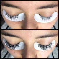 Mobile Eyelash Extensions Classic and Volume!