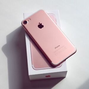 Iphone 7 rose bell