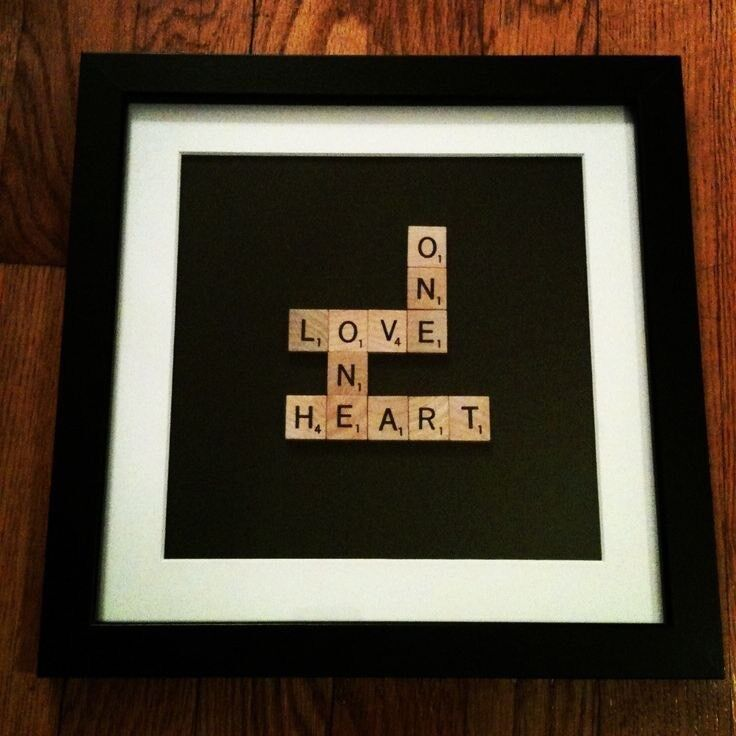 Frames with names & lettering and more | in Astwood Bank ...