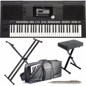 DJ KEYBOARD STAND $39.99, LAPTOP STAND, PIANO STAND