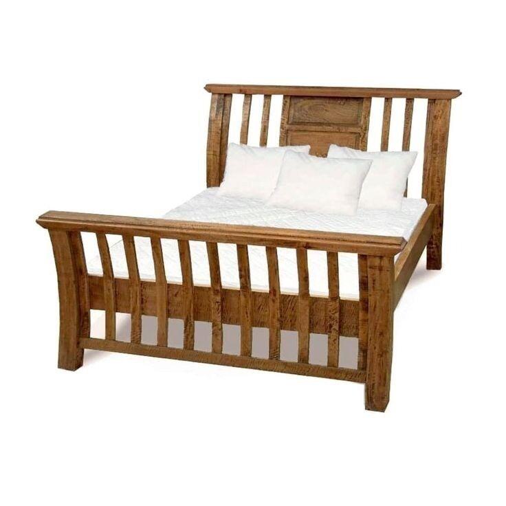 Provence Mango Wood Kingsize Bed And Bedroom Furniture In Dereham Norfolk Gumtree
