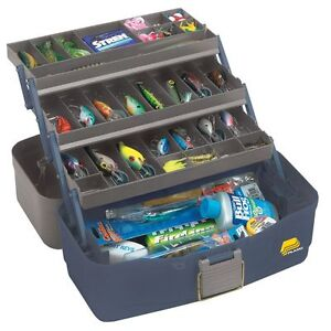 Old tackle/tackle boxes