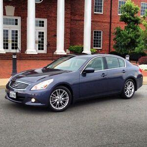2012 Infiniti G37x Premium Sedan w/ 3 yr Factory Warranty left