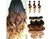 Hair Extensions / Keratin Blow dry/