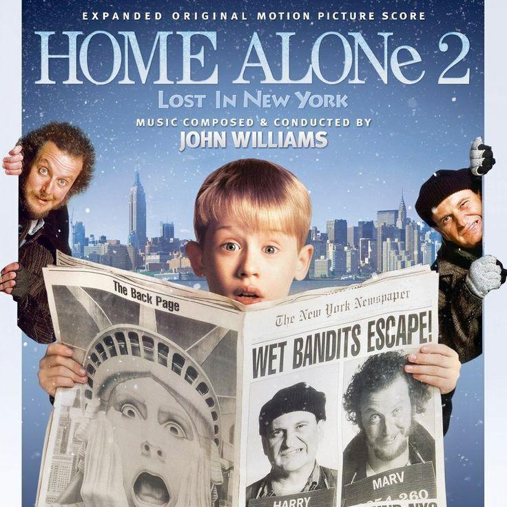 HOME ALONE 2 John William....<br>