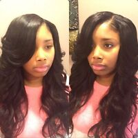 Weave Installation: Closure & Frontal Specialist
