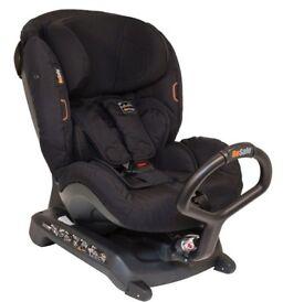 Rear-facing car seat up to 18kg
