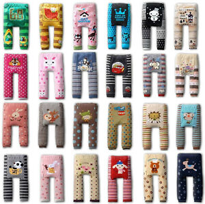 Brand-New-Baby-Toddler-Boy-Girl-Leggings-Trousers-Pants