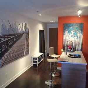 Modern 3 1/2 NDG Condo for Rent
